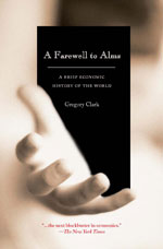 Book cover of A Farewell to Alms by Gregory Clark